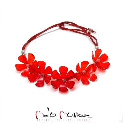 Collar Vero Cherry