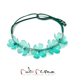 Collar Vero Green