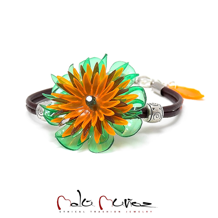 Pulsera Acid Orange