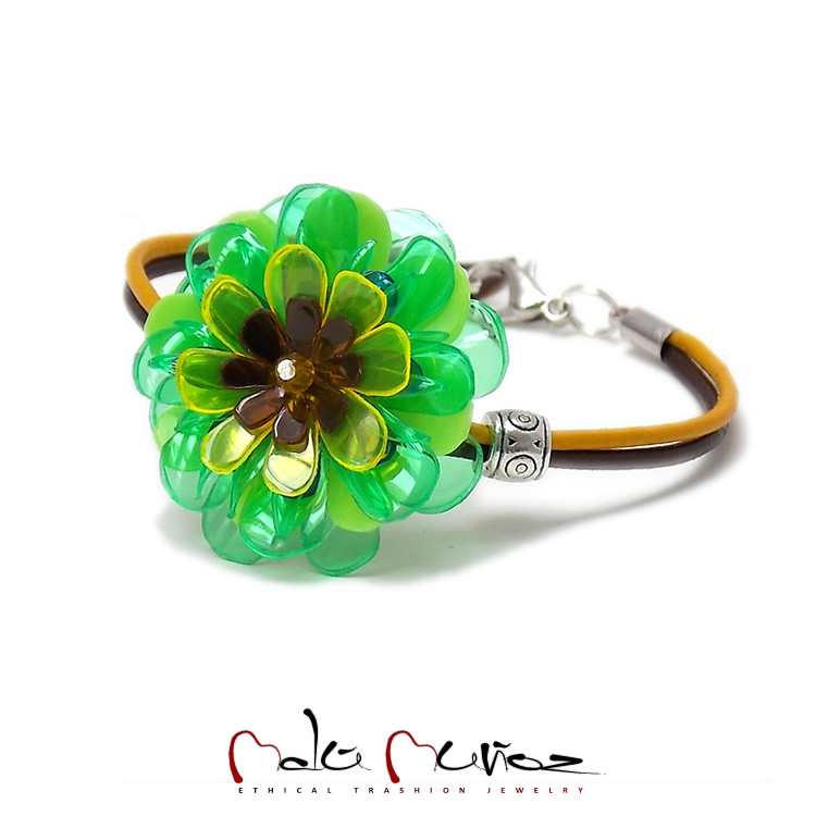 Pulsera Acid Green