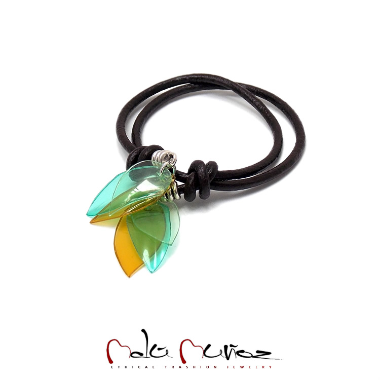 Pulsera Leaves IV