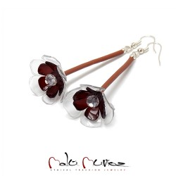 Pendientes Abril Chocolate