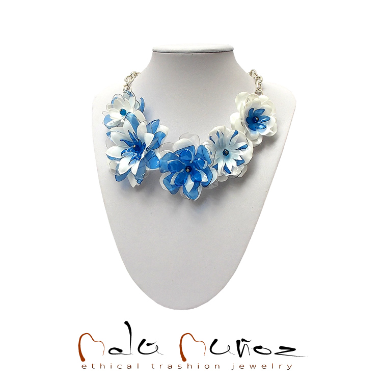 Collar Primavera Blue