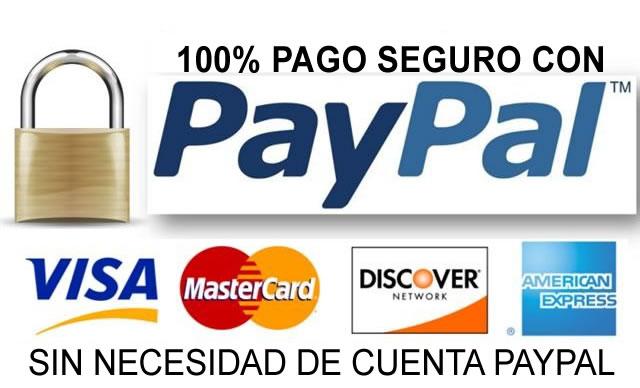 Resultado de imagen de paypal seguridad 100